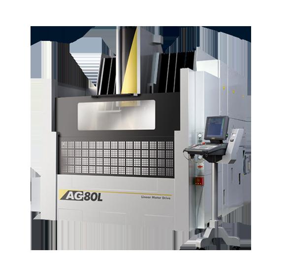 электроэрозионный прошивной станок Sodick AG80L LST с линейными сервоприводами