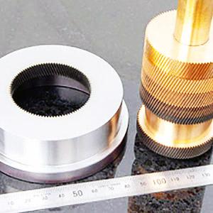 электроэрозионная многоосевая обработка на cтанке Sodick