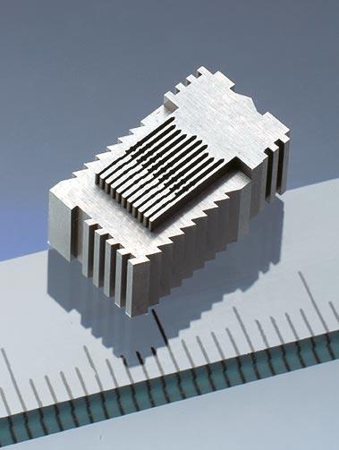 электроэрозионная проволочная вырезка на станке Sodick