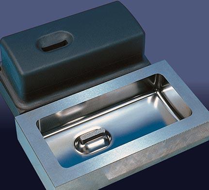 электроэрозионная обработка с зеркальным выхаживанием на станке Sodick