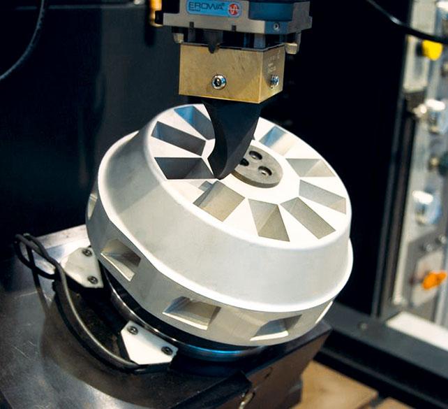 многосевая электроэрозионная обработка с глобусным столом - Sodick AG80L
