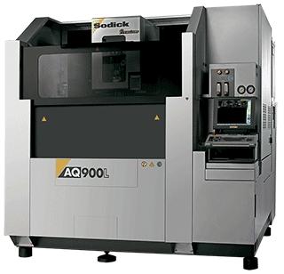 электроэрозионный проволочно-вырезной большегабаритный станок Sodick AQ900L