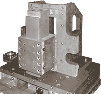 аэростатический керамический ползун оси Z нанопрецизионного электроэрозионного станка Sodick EXC100L