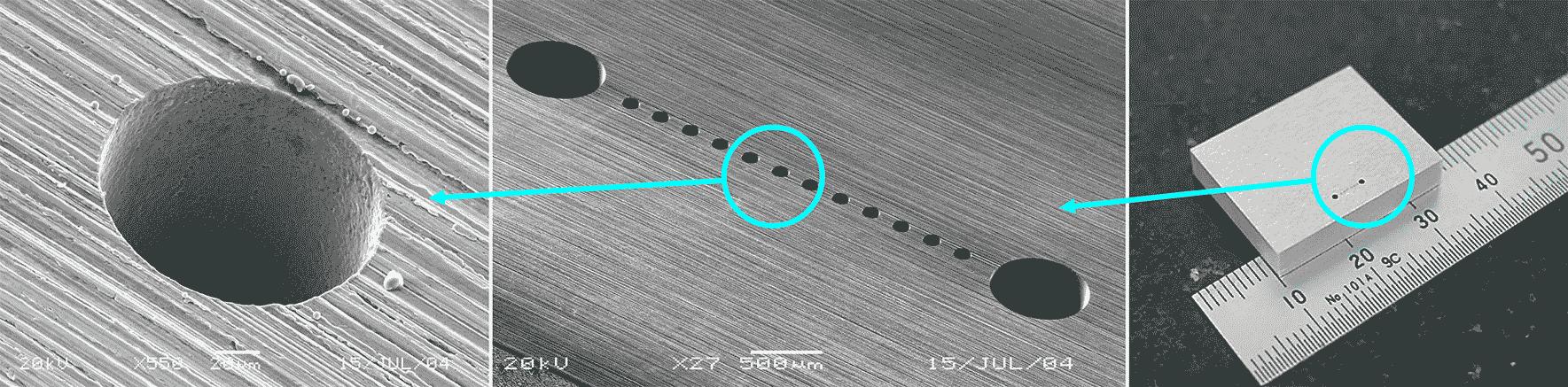 электроэрозионная вырезка на нанопрецизионном станке Sodick EXC100L