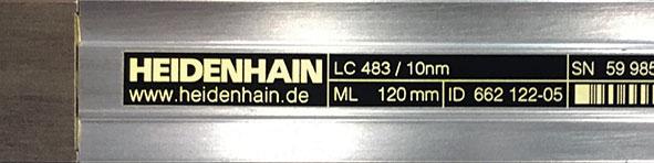 оптическая линейка 10 нанометров Heidenhain