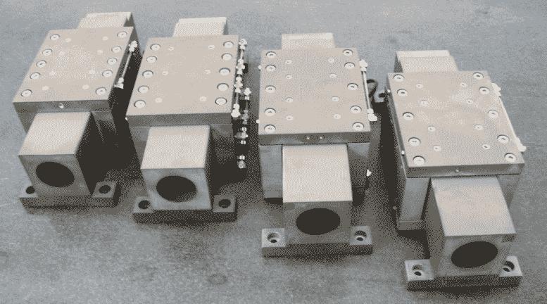 аэростатические керамические ползуны нанопрецизионного станка Sodick EXC100L
