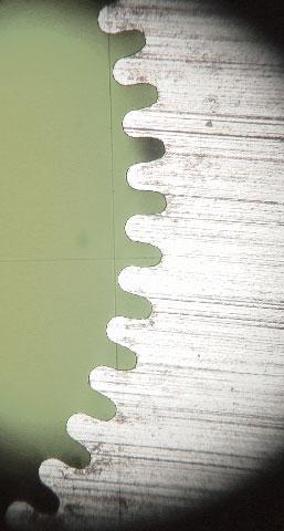 электроэрозионная ультрапрецизионная вырезка в масле на станке Sodick