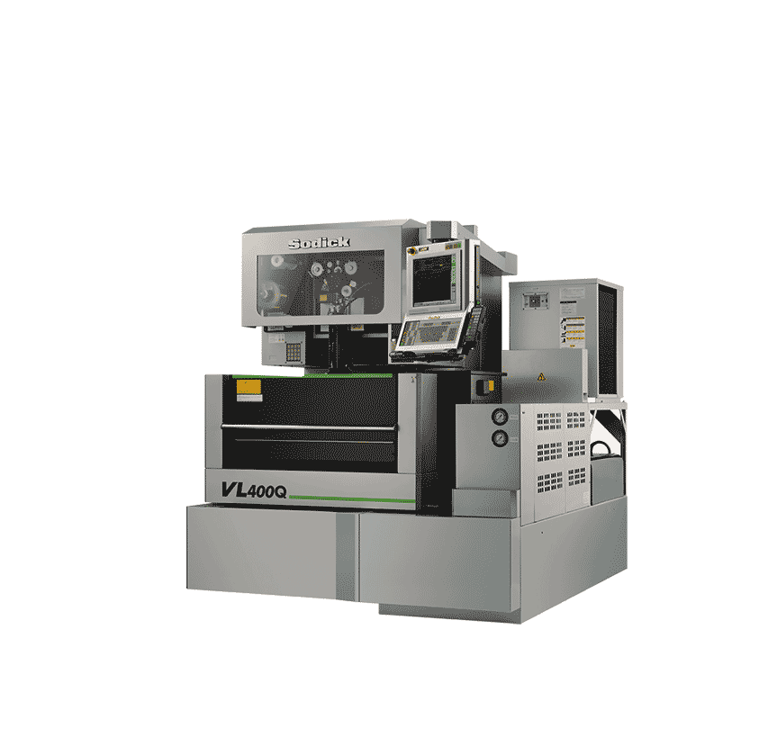 электроэрозионный проволочно-вырезной бюджетный станок Sodick VL400Q