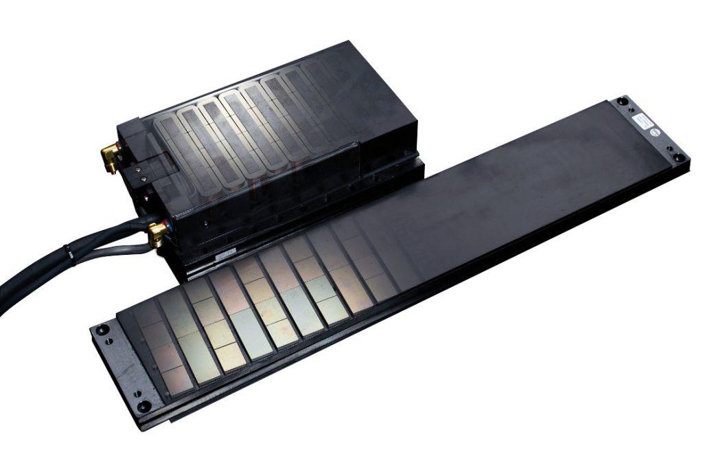 линейный планарный жесткий двигатель Sodick