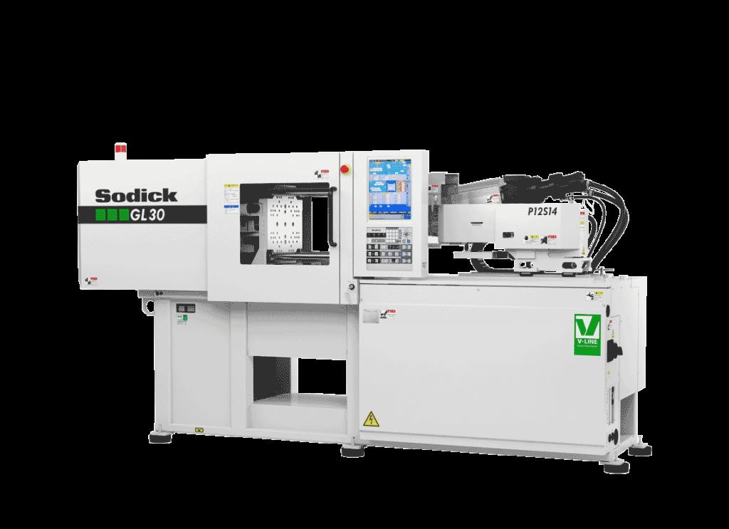 горизонтальный прецизионный термоплатавтомат Sodick GL30 с V-Line