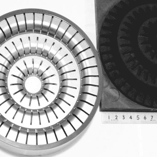 электроэрозионная прошивка без прокачки на станке Sodick с линейными сервоприводами