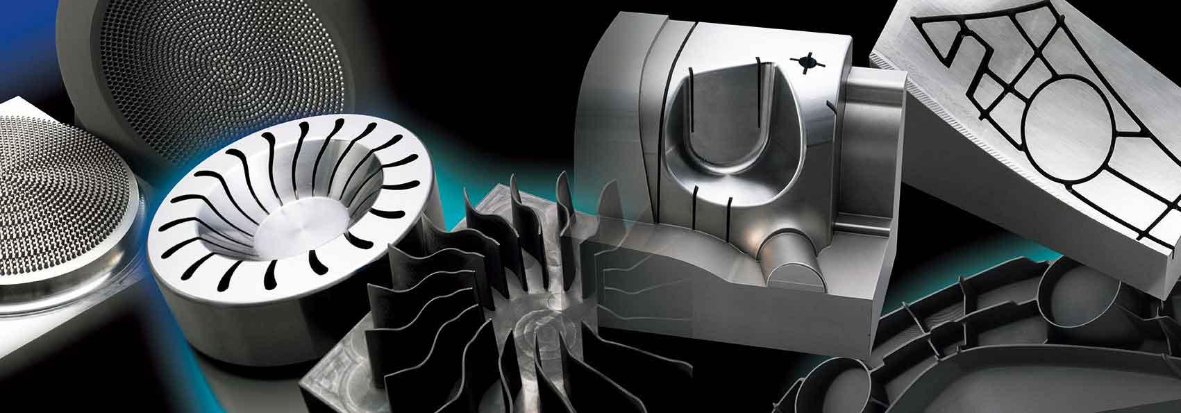 электроэрозионная прошивная обработка Sodick