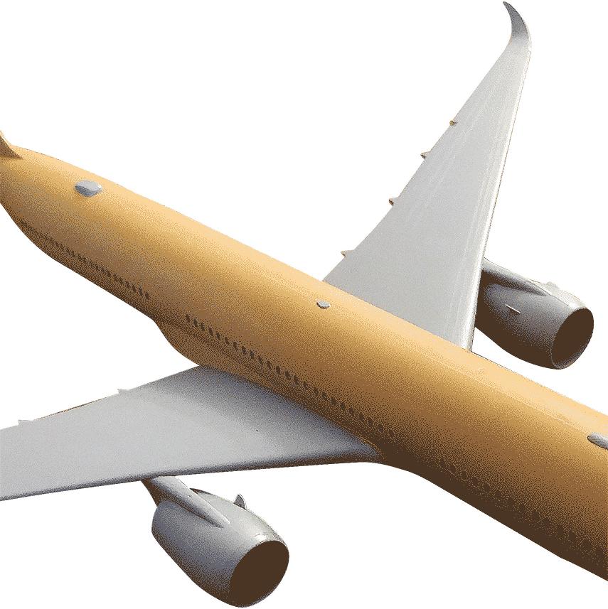 Сборная модель самолета производства Звезда