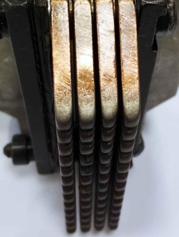 сборный медный электрод для прошивки титана